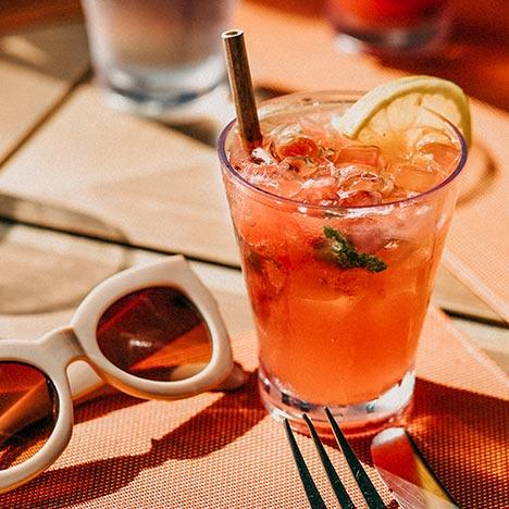 Full Service Beachside Restaurant & Bar