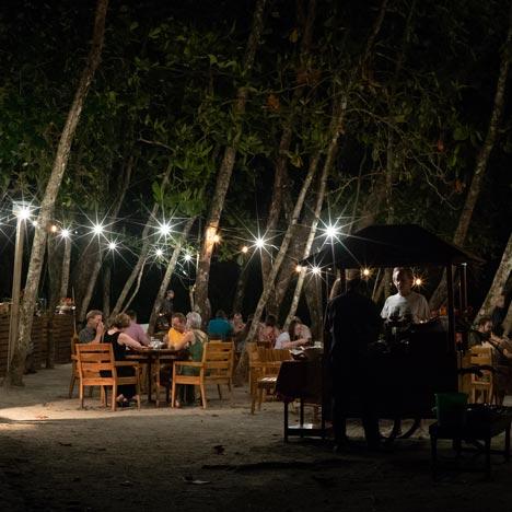 Costa Rican Street Food Nights